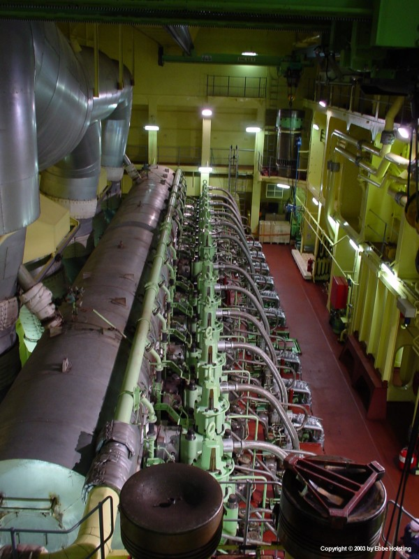 Big Ships Engine Rooms: Tales Of A Modern Mariner --> Pictures From